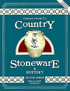 Collector's guide to country stoneware and pottery