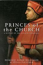 Princes of the church: a history of English cardinals