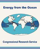 Energy from the ocean : report