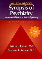 Synopsis of psychiatry : behavioral sciences, clinical psychiatry