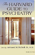 The New Harvard Guide to Psychiatry