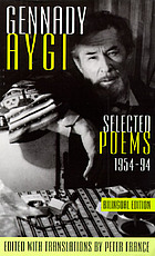 Selected poems, 1954-94
