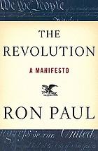 The revolution : a manifesto