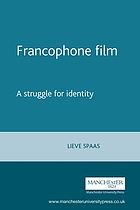 The Francophone film : a struggle for identity