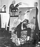 Jorge Lewinski : portrait of the artist : photographs by Jorge Lewinski