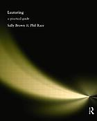 Lecturing : a practical guide