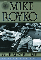 One more time : the best of Mike Royko