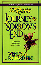 Elfquest : the novel : journey to sorrow's end