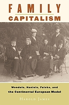 Family capitalism : Wendels, Haniels, Falcks, and the continental European model