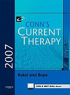 Conn's current therapy 2007 : text with online reference