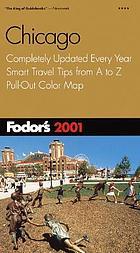 Fodor's 2001 Chicago