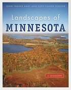 Landscapes of Minnesota : a geography