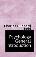 Psychology, general introduction