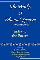 Index to the poetry