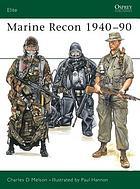 Marine recon, 1940-90