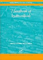 Handbook of hydrocolloids