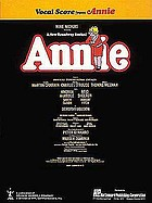 Annie : a new Broadway musical