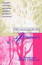 When someone you love has Alzheimer's : the caregiver's journey