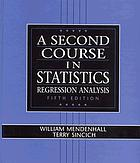 A second course in statistics : regression analysis
