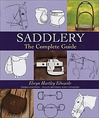 Saddlery; modern equipment for horse and stable