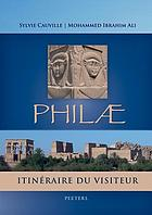 Philae and the end of ancient Egyptian religion : a regional study of religious transformation (298-642 CE)
