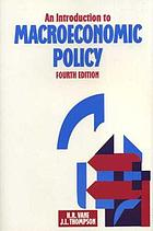 An introduction to macroeconomic policy