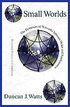 Small worlds : the dynamics of networks between order and randomness