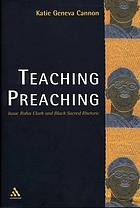 Teaching preaching : Isaac Rufus Clark and Black sacred rhetoric