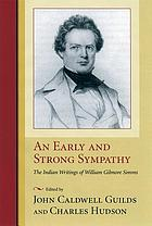 An early and strong sympathy : the Indian writings of William Gilmore Simms