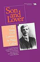 Son and lover, the young D.H. Lawrence