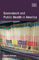 Government and public health in America