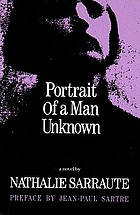 Portrait of a man unknown, a novel