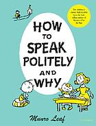 How to speak politely, and why