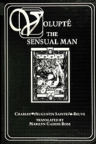 Volupté : the sensual man