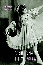 Come dance with me, a memoir, 1898-1956
