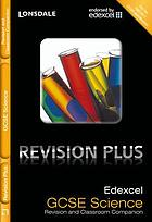Edexcel GCSE science : revision and classroom companion