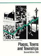 Places, towns and townships