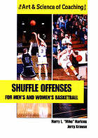 Shuffle offenses for men's and women's baseketball