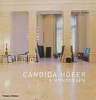 Candida Höfer : a monograph