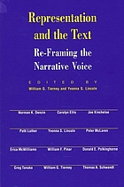 Representation and the text : re-framing the narrative voice