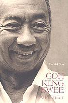 Goh Keng Swee : a portrait