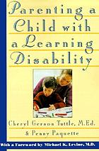 Parenting a child with a learning disability