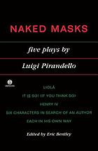 Naked masks : five plays