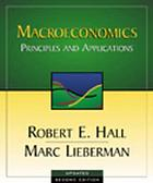 Macroeconomics : principles and applications