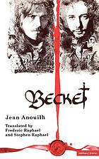 Becket : or, The honour of God