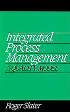 Integrated process management : a quality model