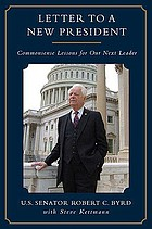 Letter to a new president : commonsense lessons for our next leader