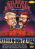 Gilbert & Sullivan their greatest hits