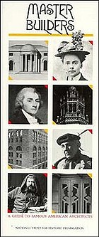Master builders : a guide to famous American architects