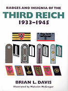 Badges and insignia of the Third Reich, 1933-1945